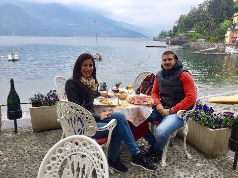 Milan & Lake Como April 2017 GoProHero4Silver