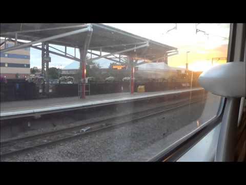390013 VT London - Liverpool (Train Fault)