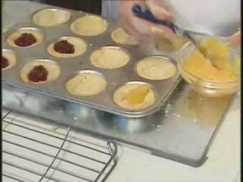 Odlums Catherine Leyden bakes Jam Tarts