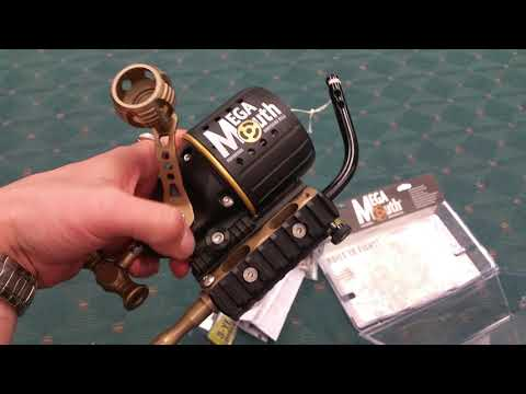 Megamouth Bowfishing Reel First Impressions