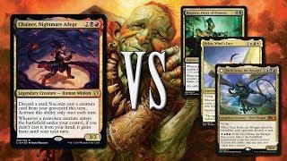 Niv Mizzet Parun vs Maelstrom Wanderer - Commander/EDH