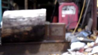 Log Splitter Pump No-go...