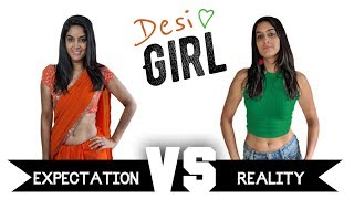 Desi Girl 🇮🇳 : Expectation VS. Reality |  Independence Day Special | Rickshawali