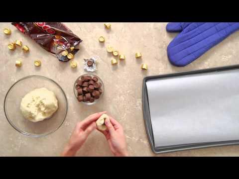 Hidden ROLO Cookies Recipe