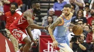 Harden Clutch Shot Over Rivers! Rockets Clinch SW Division! 2017-18 Season