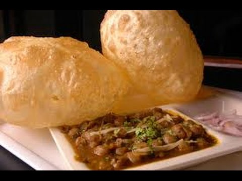Easy chole Bhature Recipe, छोले भटूरे