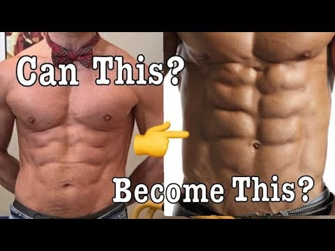 How Genetics and Posture Affect Your Abs. 6 pack, 8 pack or 10 pack, pelvic tilt and puffy lower abs