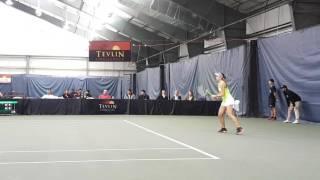 CiCi Bellis vs Raveena Kingsley - Nice Point