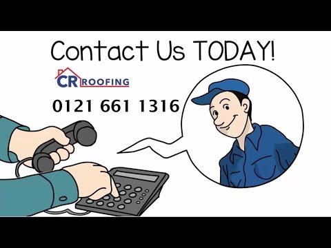 Birmingham Roofers - Call 0121 661 1318