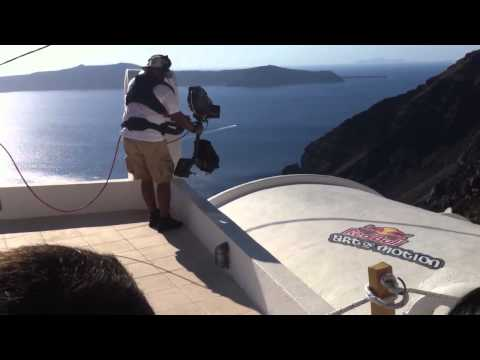 Jesse La Flair Santorini Redbull