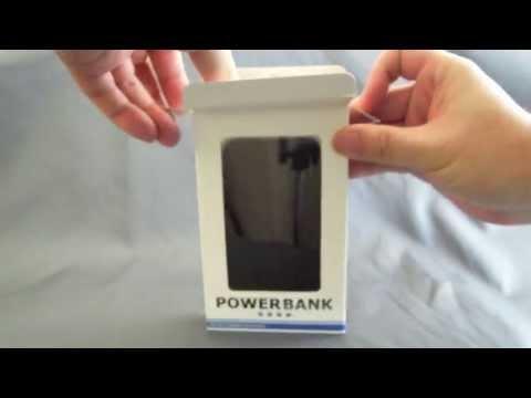 Photive iPhone 5 Portable Battery Charger(PH-IP5-3000MA-Powerbank)