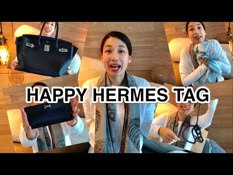 Happy Hermes Tag (New Tag)