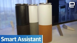 Lenovo Smart Assistant: Hands-On