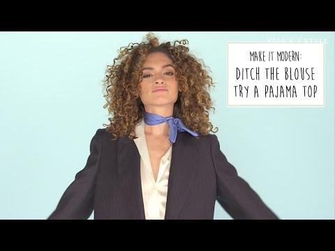 3 Ways To Style A Silk Scarf