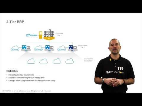 SAP S/4HANA Cloud Q1 2017 - ON AIR with Sven Denecken