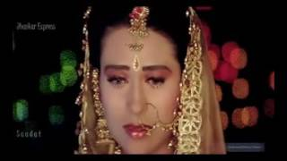 Aaye Ho Meri Zindagi Female Raja Hindustani(1996)Full HD 1080p Song Aamir Khan and Karishma Kapoor