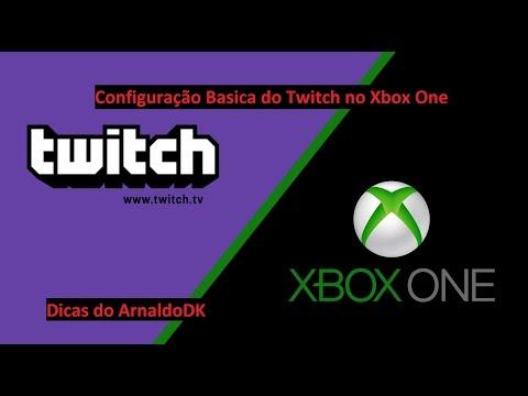 Como configurar o Twitch no Xbox One para fazer transmissões - Dicas e Truques!!!