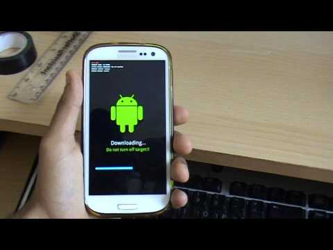 How To Install Official Leaked Android 4.2.2 on Samsung Galaxy S3 GT-i9300 XXUFME7