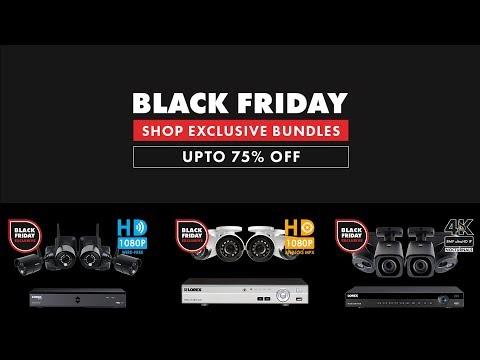 Lorex Black Friday Deals 2017