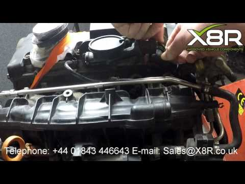 2.0 TFSI Pressure Control Valve PCV Delete Removal Bypass Repair Unit Kit Install Instructions