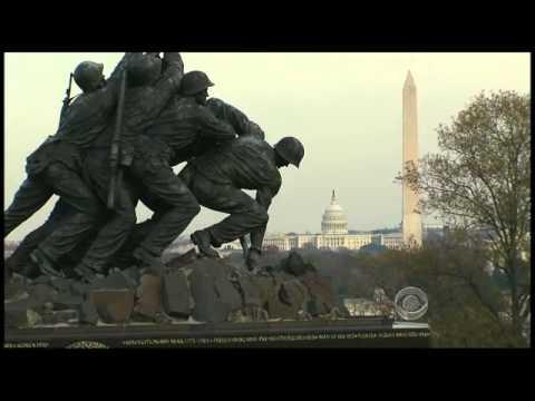 Original Iwo Jima sculpture up for auction