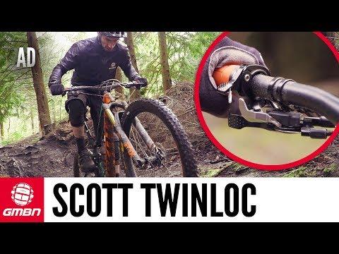 GMBN   Riding Scott TwinLoc Remote Suspension System