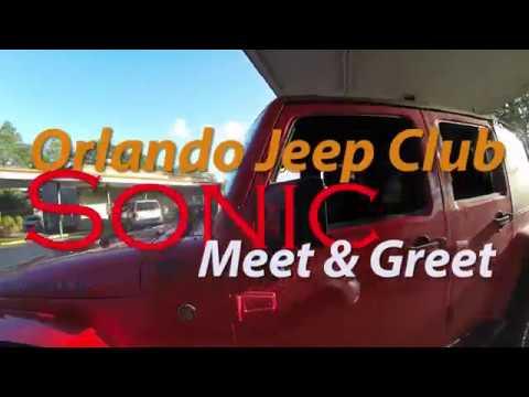 Florida Jeep Rides Meet HEATWAVE