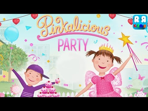 Pinkalicious Party: Imagine, create and play! - New Best App for Kids   Full Gameplay