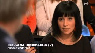Debatt i Februari 2013 om Moderaternas Invandringspolitik