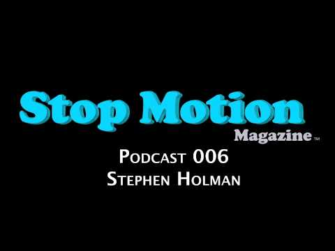 SMM Podcast 006 - Stephen Holman (Director/Producer)