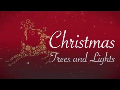 Snowburst Fibre Optic Christmas Tree