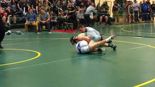 Joseph King of Colts Neck finishes 19-second fall in Reg. 6 quarters
