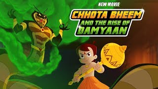 Chhota Bheem and the Rise Of Damyaan | Title Song