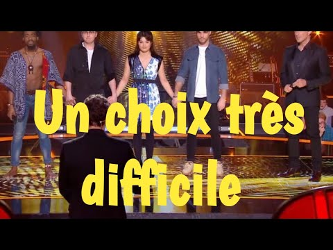 The Voice - Les K.O (Résumé du 04/04/2020   Marc Lavoine indécis, il casse les codes