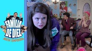 Una familia de 10: Martina queda atorada | C3 - Temporada 3 | Distrito Comedia