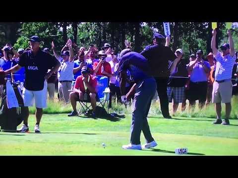 Tiger Woods - 185 Yard 8-Iron @ 12,000 fps