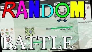 RANDOM Battle?? Pokemon Showdown