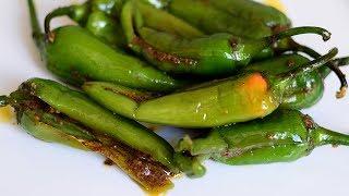 सर्दियों में बनाये हरी मिर्च का अचार दादी माँ के नुस्खे से   Hari Mirch Pickle  Hindi @ Aapki Rasoi