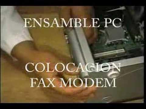 FAX MODEM
