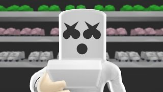 ROBLOX MUSIC VIDEO - Summer (Marshmello)