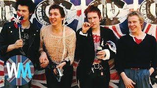 Top 10 British Punk Bands