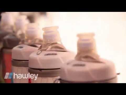 Interbike 2014 • Camelbak Podium Ice Bottle