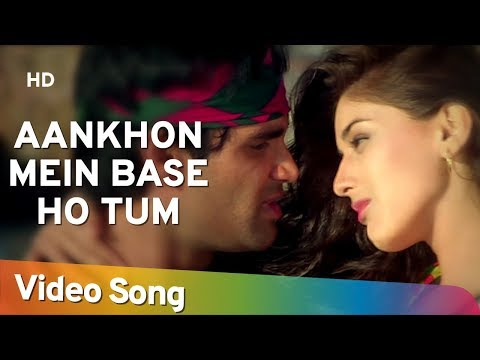 Xxx Mp4 Aankhon Mein Base Ho Tum Duet Sunil Shetty Sonali Bendre Takkar Bollywood Songs Abhijeet 3gp Sex
