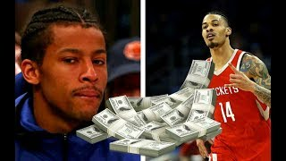 Top 10 Lowest Paid NBA Players this Season 2017 - 2018