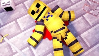 Minecraft FNAF Switch - GOLDEN FREDDY IS DEAD! | Minecraft Roleplay