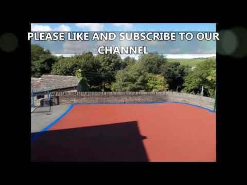 Play Area Safety Surface Maintenance - Wetpour Repair Cheshire