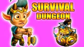 Monster Legends - Survival Dungeon - EPIC! INTENSE - Part 1