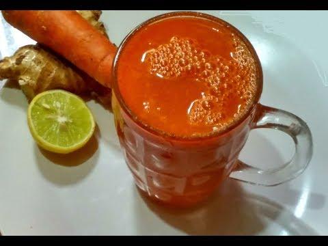 Healthy Summer Drink (Carrot Juice) / No - 274