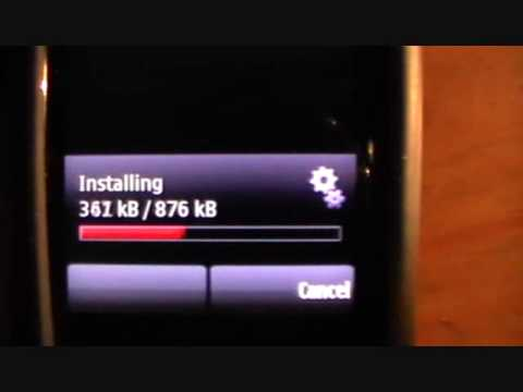 Nokia 5800 Accu Weather App Download and Install