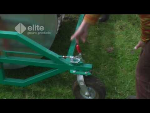 Rotary Manure Spreader from Elite Ground Products